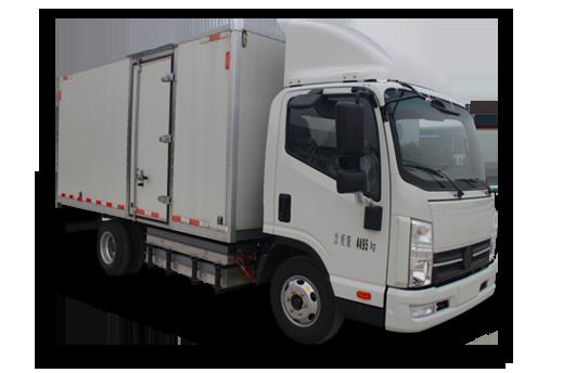 山猫体育直播006直播看球吧通瑞-4.5吨轻卡EV350