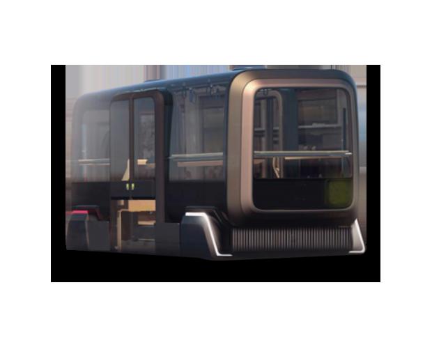 机场无人驾驶接驳车